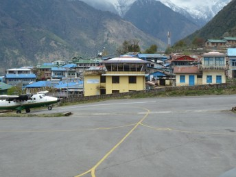 Tower Lukla Airport