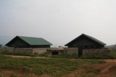 Baracken in Khe Sanh