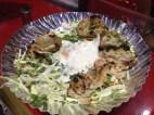 Chicken Malai Tikka. With extra malail