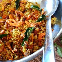 Prawn Kismur Recipe