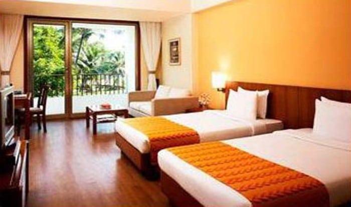 Cidade De Goa Resort-room-view