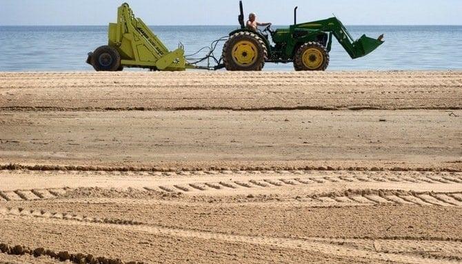 mechanised-cleaning-of-goa-beaches