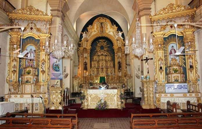 Calangute Church Altars -- by Joel's Goa Pics
