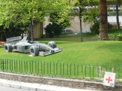 Monument to F1, Monte Carlo