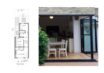Rear And Side Extensions Goastudio London Residential