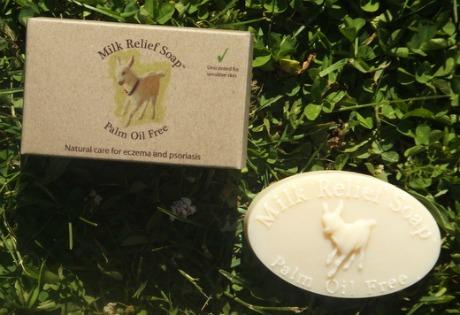 Goat Milk Soap NZ | Milk Relief Soap