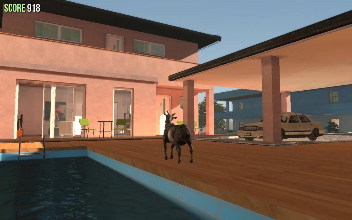 Sugar House  Official Goat Simulator Wiki