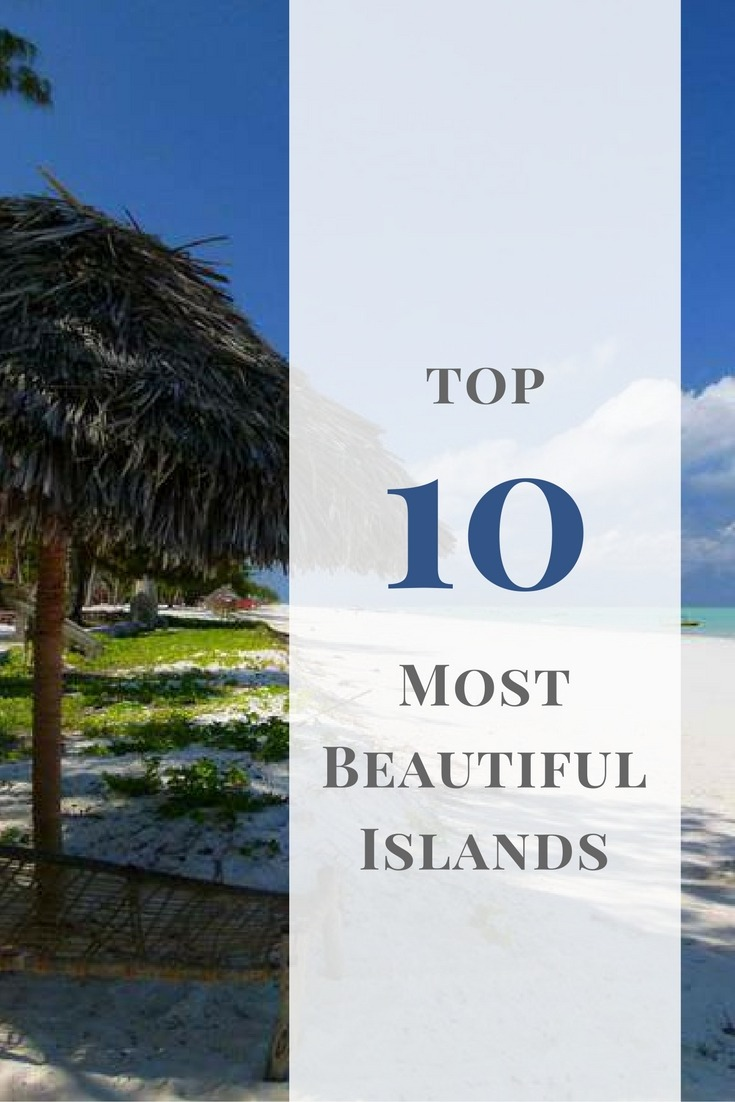 Top 10 Most Beautiful Islands