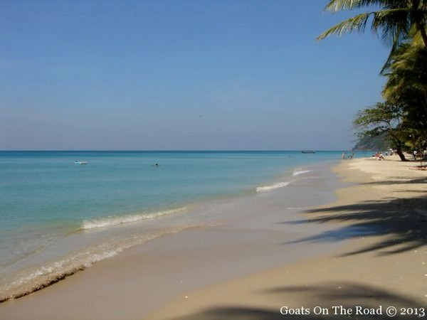top beaches in asia