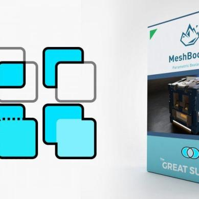 MeshBoolean 1 6 for Cinema 4D Free Download | Go AudiO