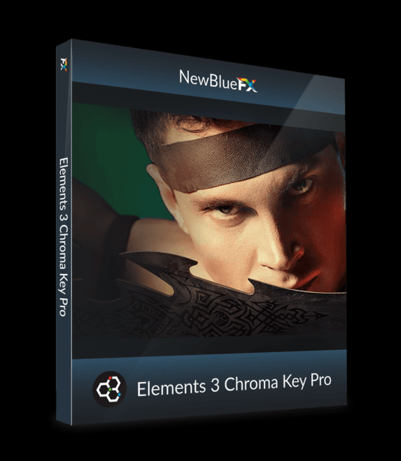 NewBlue Elements 3 Chroma Key Pro For After Effects