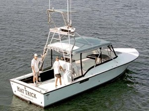 36 Charter Boat