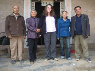 Introducing Laura – Globe Trotting from Sichuan to Sorrento