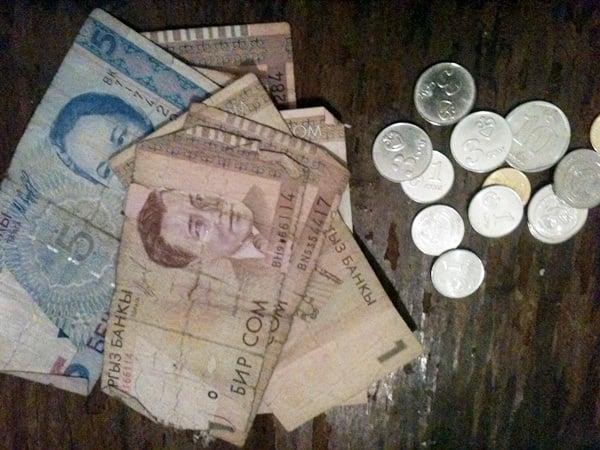 krygyz money