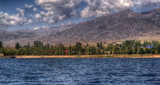 Lake Issyk-Kul: A Kyrgyz Summer Holiday Retreat