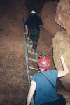 Caving in Belize's Actun Tunichil Muknal