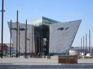 Titanic Belfast Festival 2012