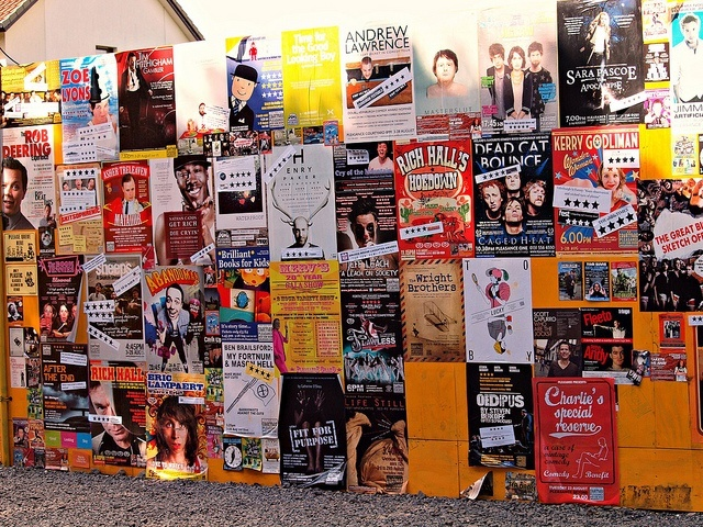 Posters for the Edinburgh Fringe Festival