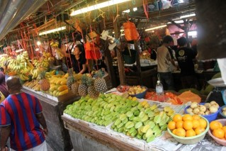 Kuala Lumpur's Central Chow Kit Market