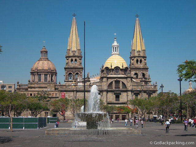 Walking Tour of Mexico Citys Historic Center Go Backpacking