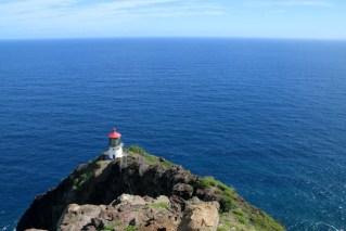 Hiking to the Makapu'u Lighthouse