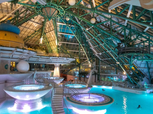 Hotel Spa Caldea