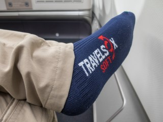 TravelSox: Compression Socks for Travelers