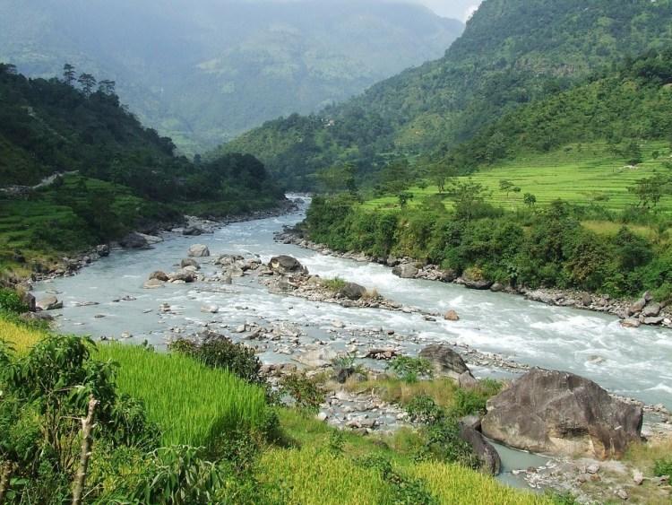 Annapurna trekking, Nepal