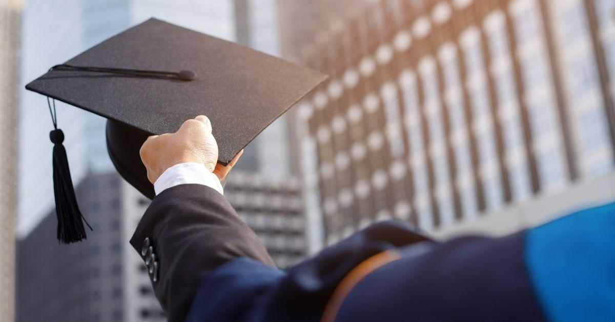 Successful mature student starting University at