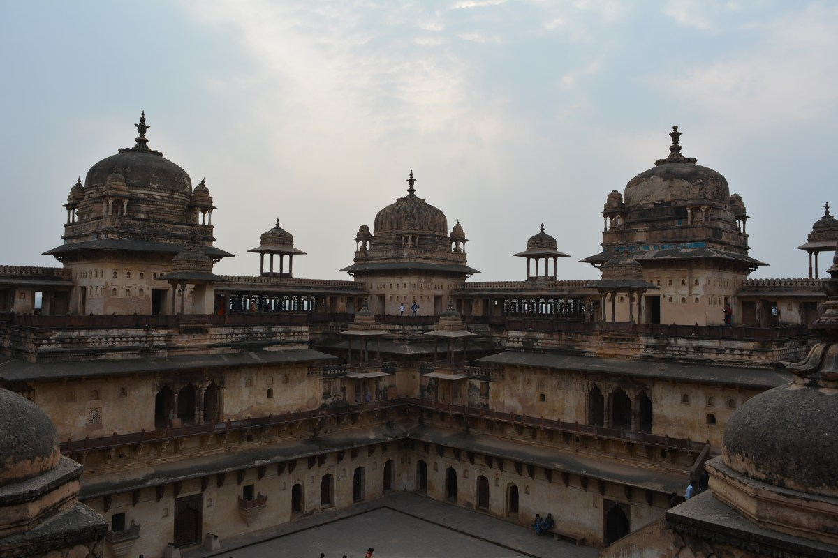 Orchha Fort, Madhya Pradesh- Forts of India