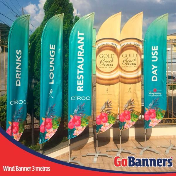 wind flag banner com 3 metros ciroc