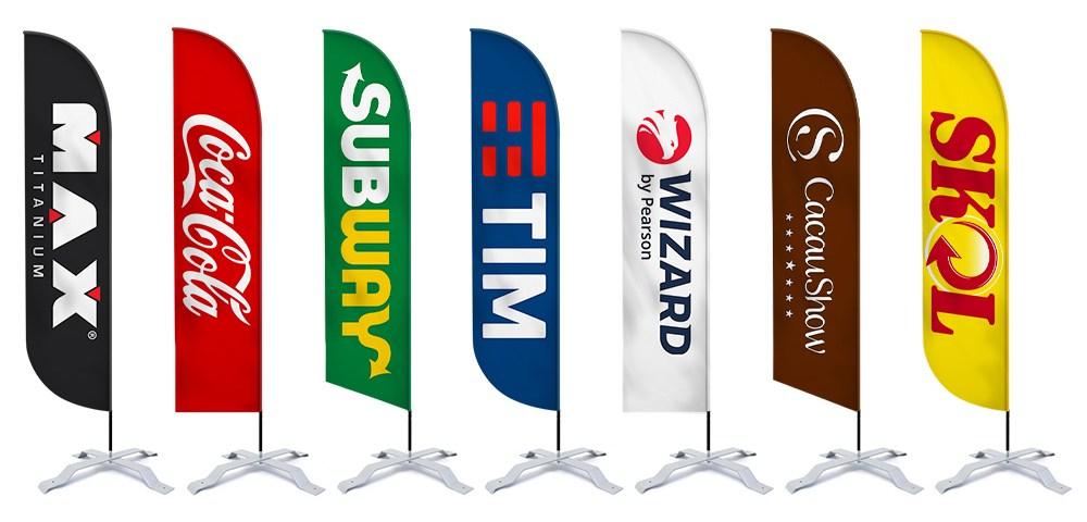 Wind Flag Banner para propaganda: tudo o que você precisa saber