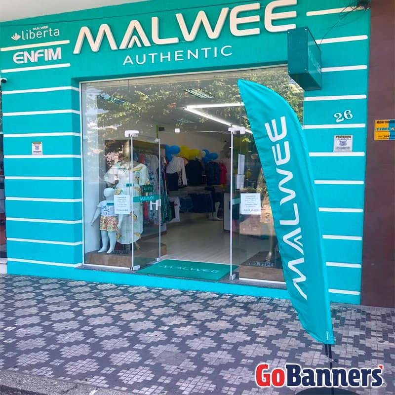 Wind Banner Malwee