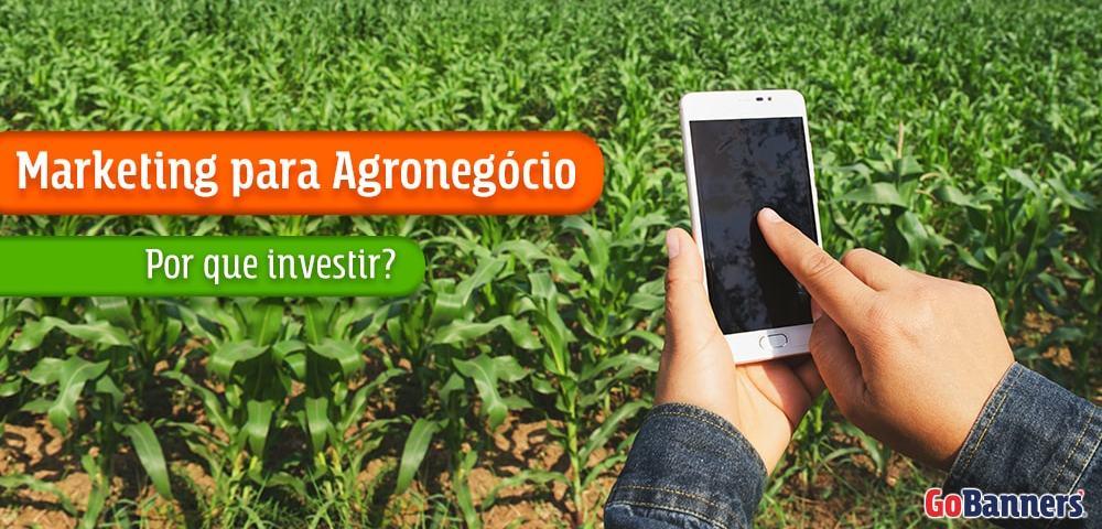 Marketing para o Agronegócio