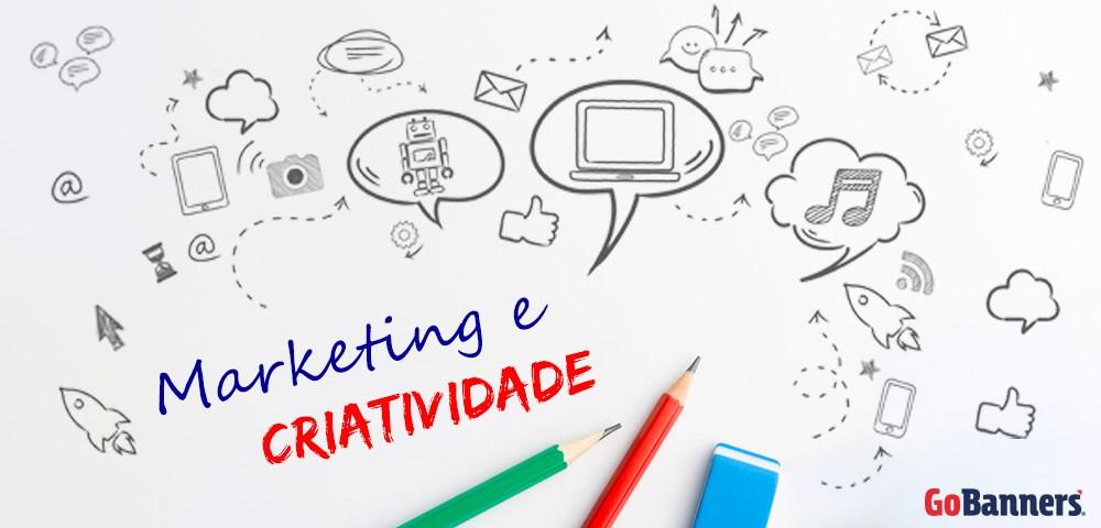 Marketing e criatividade crie ações com pouco recurso