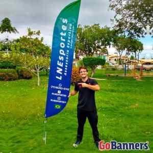 Wind Banner LN Esportes