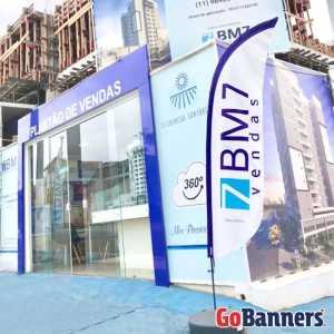 Wind Banner BM7 Empreendimentos