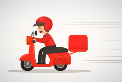 natal no varejo ofereça delivery