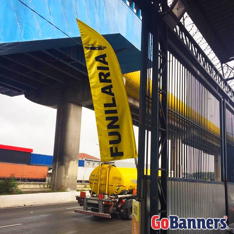 Wind Banner Funilaria