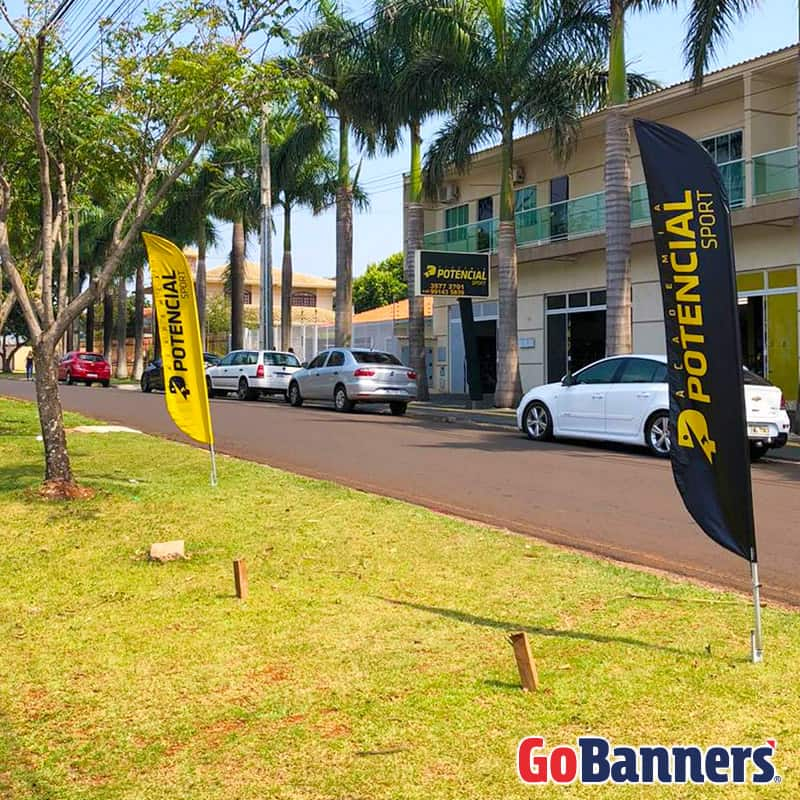 Wind Banner Potencial Sport