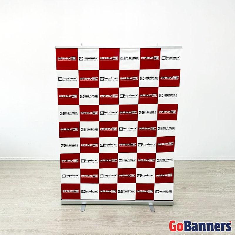 boa comunicacao visual com banner roll up imprimax