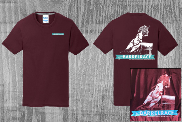goBarrelRace Apparel