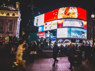 Piccadilly Circus advertising by Stock Snap CC0 Public Domain