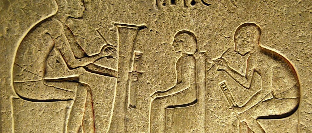hieroglyphs Showcase by pcdazero CC0 Public Domain from Pixabay