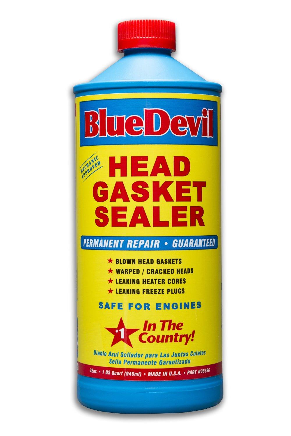 medium resolution of bluedevil head gasket sealer