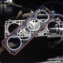 2003 Kia Rio Engine Diagram Theater Greek Blown Head Gasket Repair Cost - Bluedevil Products