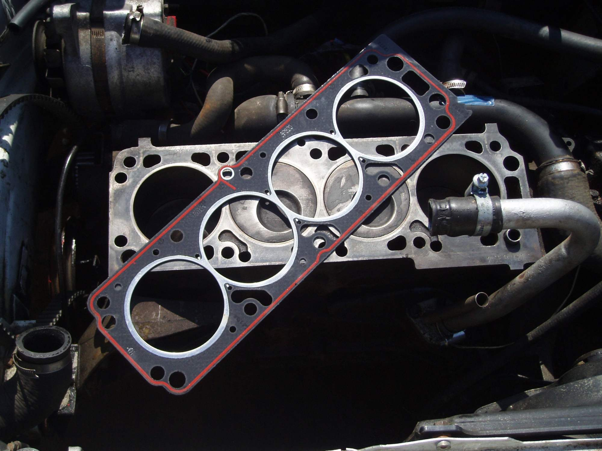 hight resolution of blown head gasket repair cost bluedevil products 2003 land rover freelander engine diagram 2003 land rover