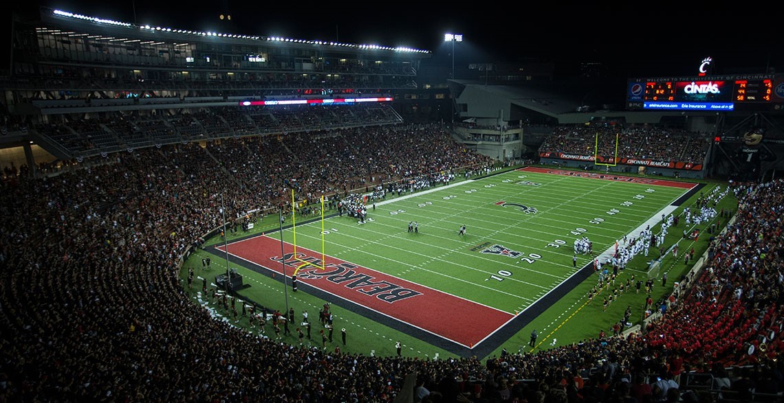 Nippert Stadium - Facilities - University of Cincinnati Athletics
