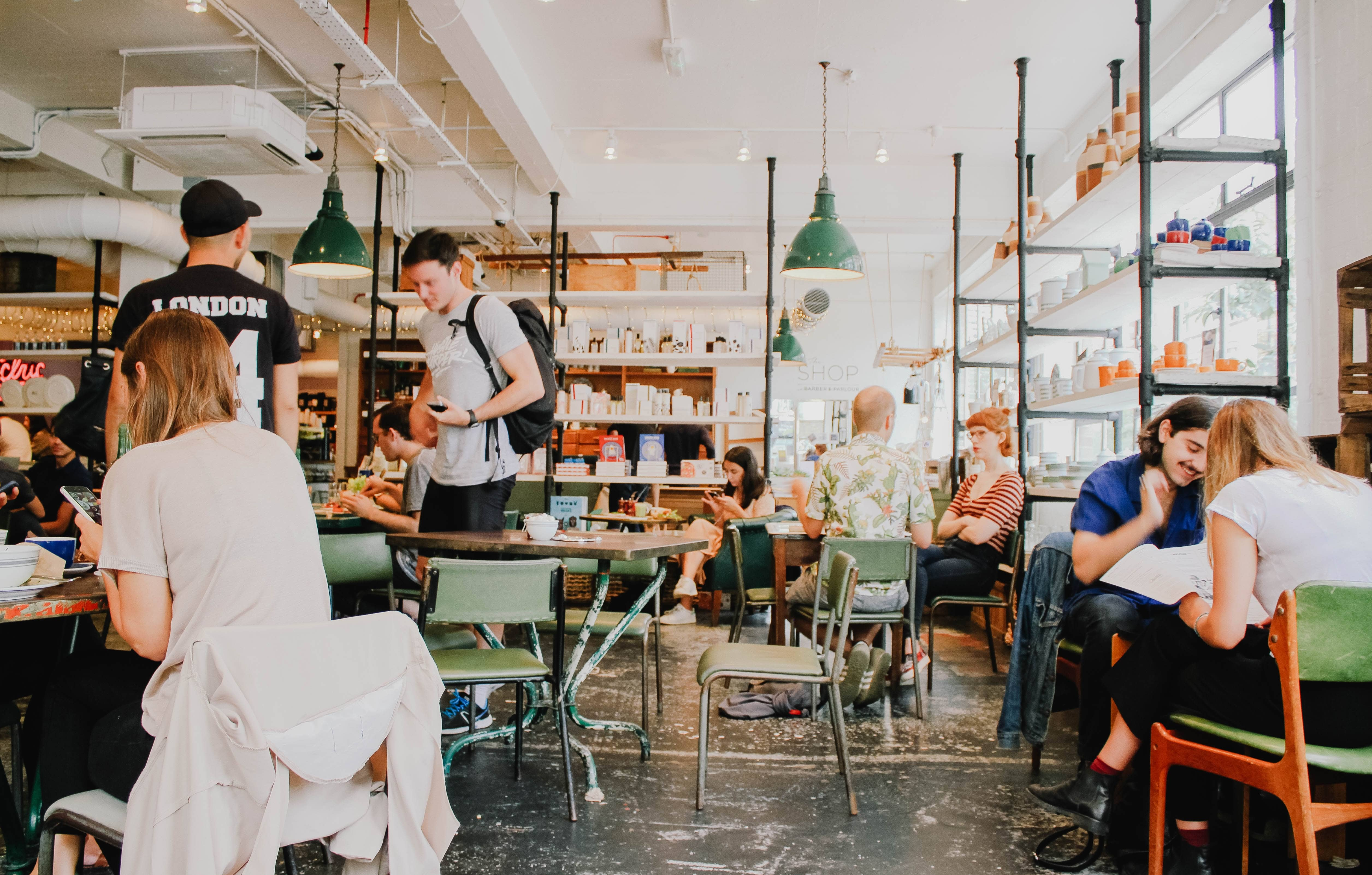 coworking spaces vs cafes