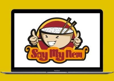 Say My Nem – le site